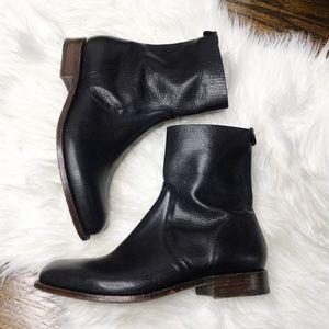 New Frye Men's Harrison Leather Boots